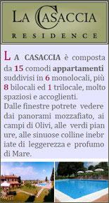 Residence La Casaccia - Livorno Piombino